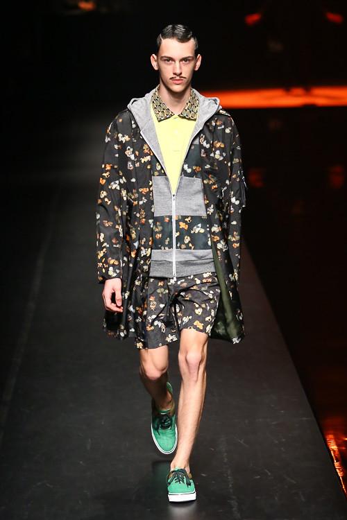 SS14 Tokyo yoshio kubo033_Dominik Sadoch(Fashion Press)