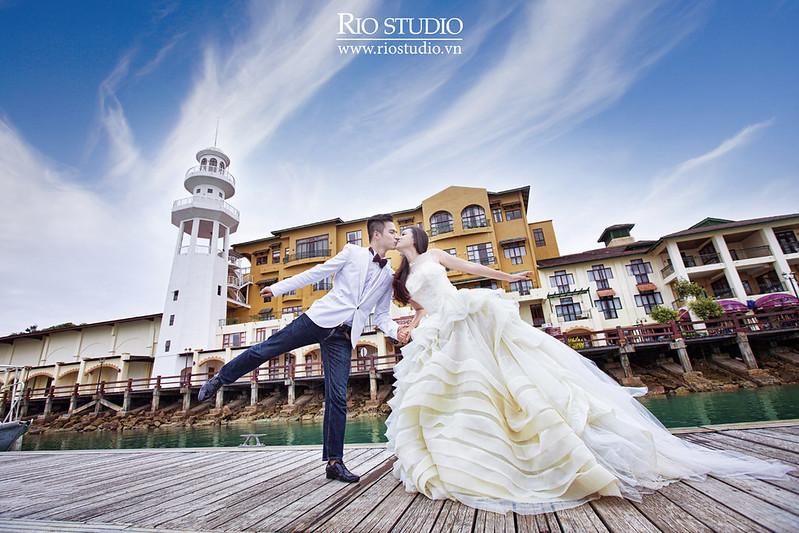 Ảnh cưới Thủy - Dũng (Malaysia)