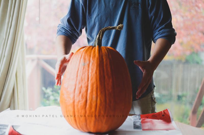 brian's giant pumpkin