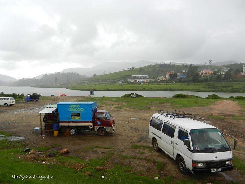 Шри Ланка озеро Грегори