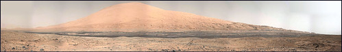 Curiosity sol 437 MastCam left