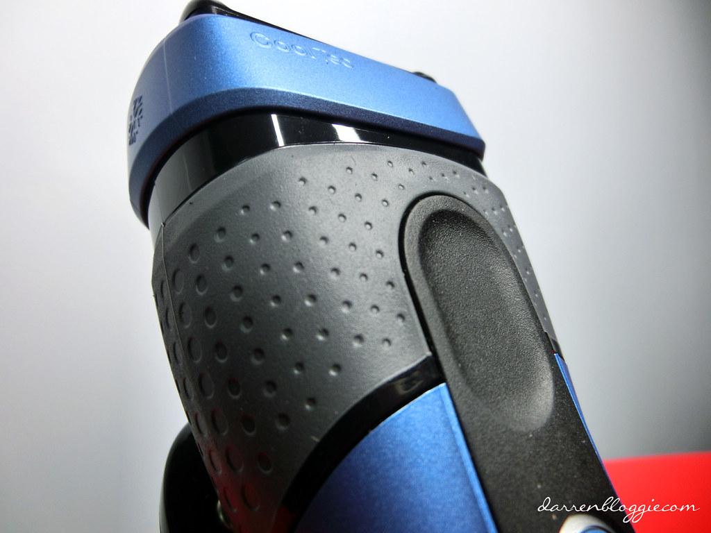 Braun CoolTec Shaver darrenbloggie