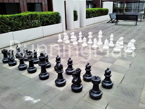 Heritage Hotel 10 - Giant Chess Board