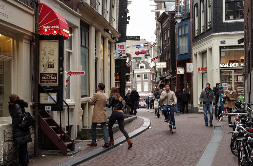 Amsterdam, Nes