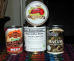 Camping Survival Food Items