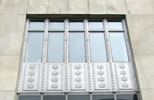 Art Deco Screen - 29 Broadway