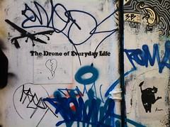 Brighton graffitti