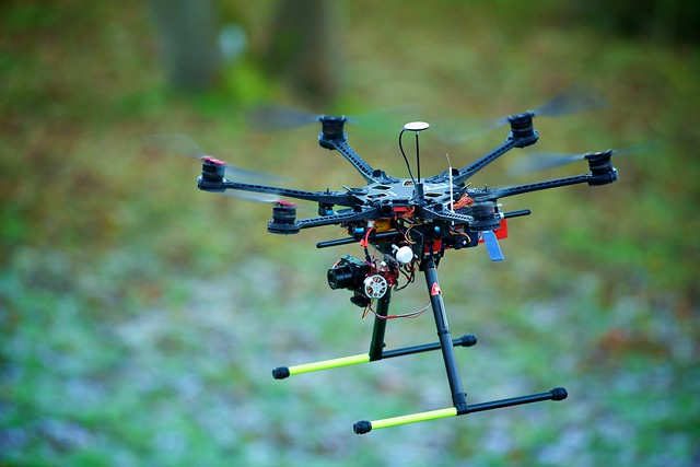 S800 EVO Hexacopter