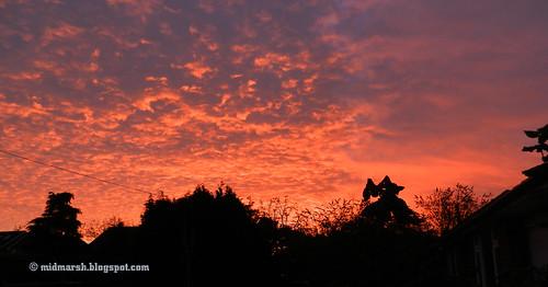 Sunset 2047