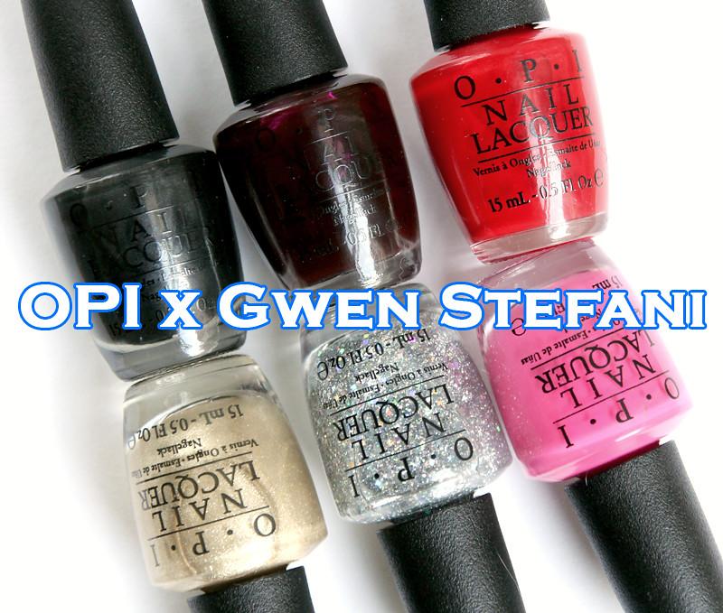 OPI x Gwen Stefani