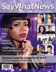 2013 Favorites List