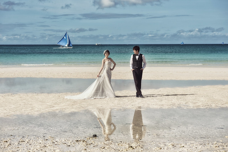 Boracay, Fine Art, World Tour, 自助婚紗, 海外婚紗, Pre-Wedding