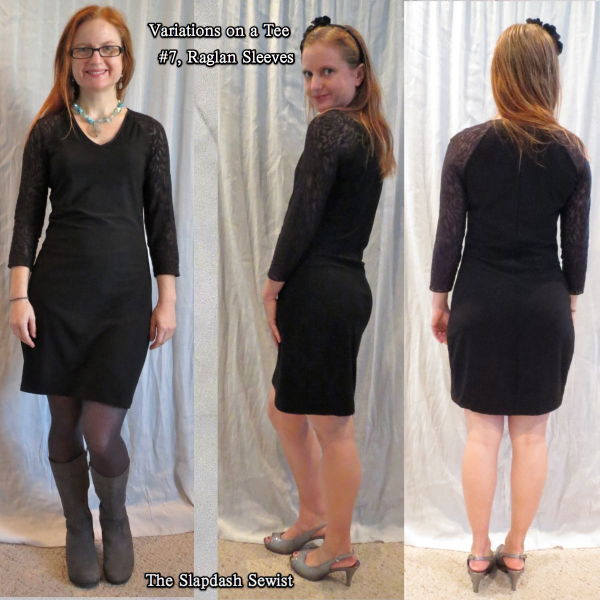 Raglan Dress Thumbnail