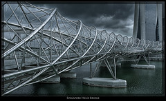 Singapore Helix Bridge