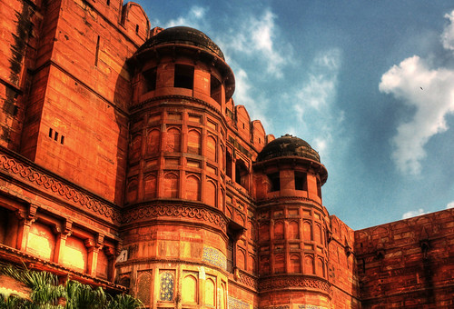 Agra IND - Agra Fort 04