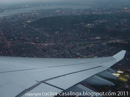 Anflug Montreal