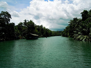 Loay River - Bohol