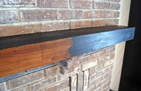 Staining Mantel 4