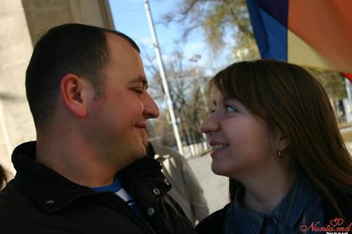"""Concurs """"Ziua Îndrăgostiţilor 2014"""" > Elena şi Oleg"""