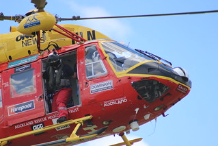 Westpac Rescue Helicopter BK117