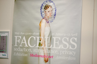 Sneak Peek: FACELESS at Mediamatic, Amsterdam