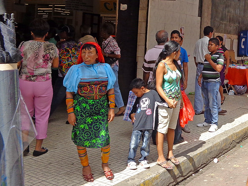 Cuna People Panama City