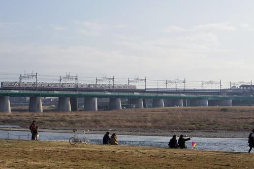 多摩川20140202_7048