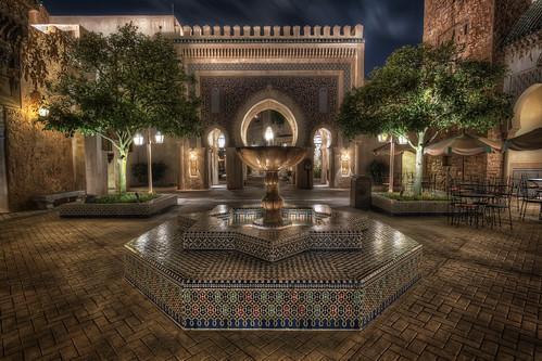 Midnight in Casablanca (Explored)