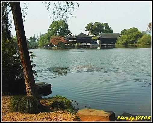 杭州 西湖 (其他景點) - 452 (西湖小瀛洲 上的亭台樓閣)