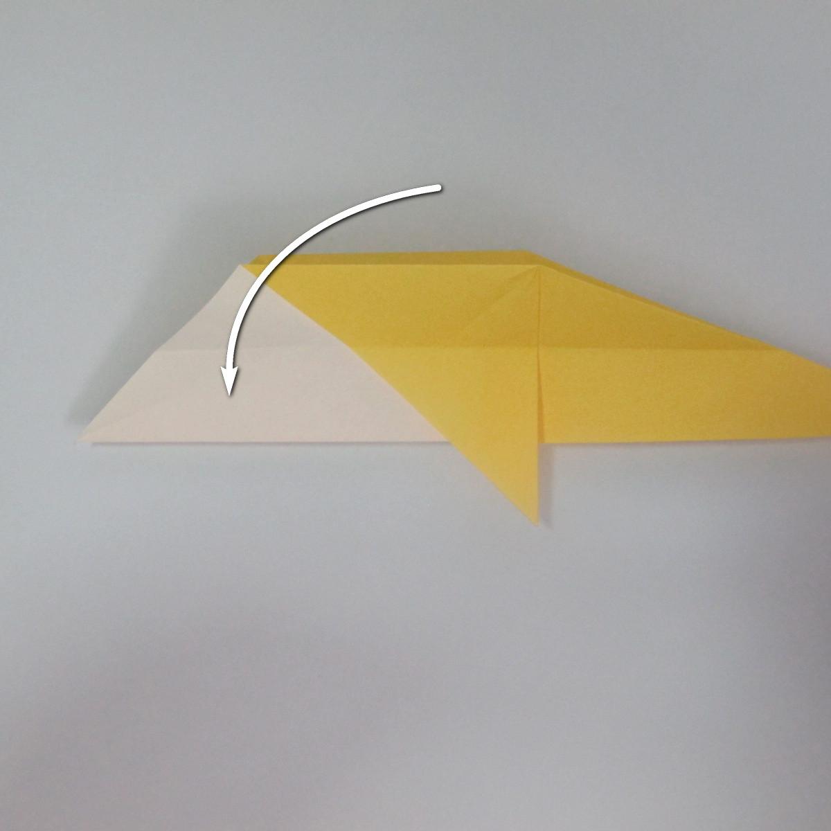 สอนวิธีพับกระดาษเป็นรูปลูกสุนัขยืนสองขา แบบของพอล ฟราสโก้ (Down Boy Dog Origami) 049