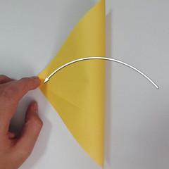 สอนวิธีพับกระดาษเป็นรูปลูกสุนัขยืนสองขา แบบของพอล ฟราสโก้ (Down Boy Dog Origami) 032