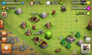Clash of Clans Screenshot Android