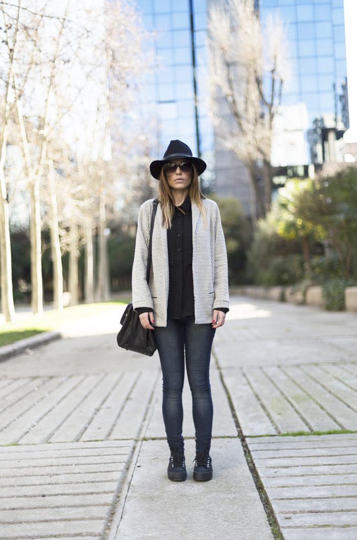 street style barbara crespo no name sneakers the corner shop fashion blogger blog de moda outfit