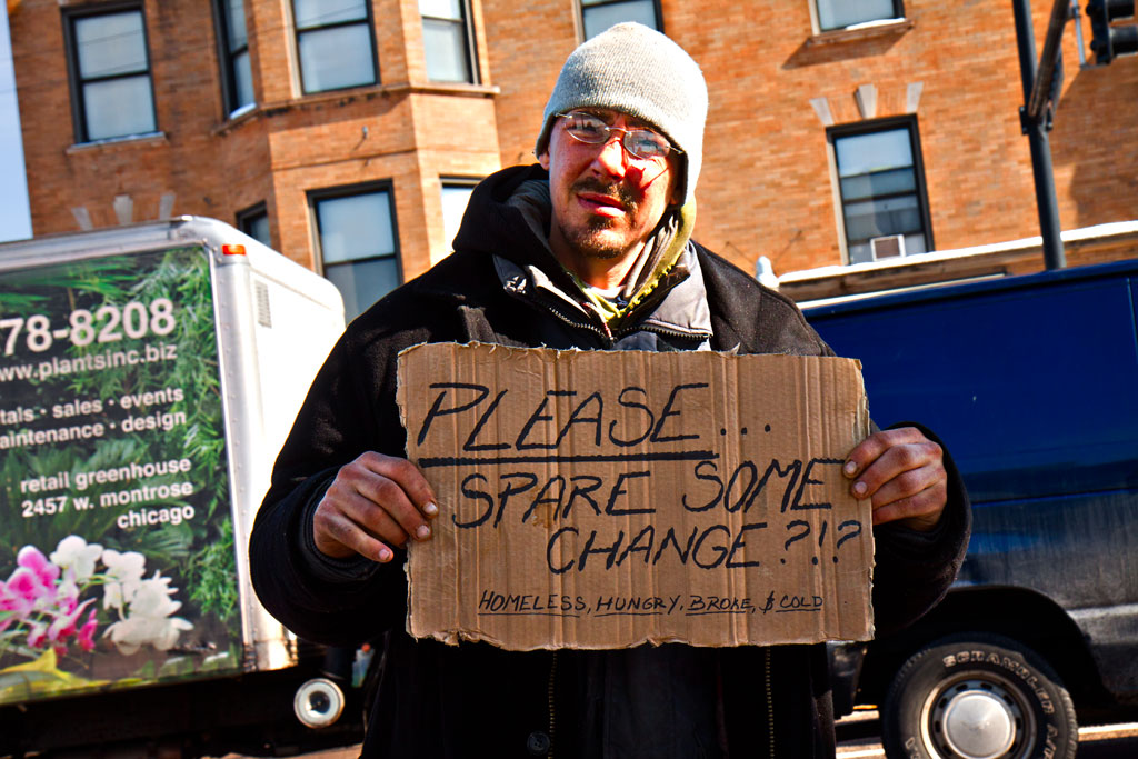 Chris-panhandling-in-the-Ukranian-Village--Chicago