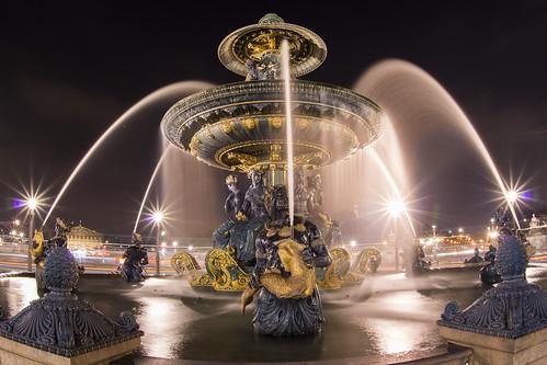 BLAKELEY FREDERIC - Place de la Concorde - Paris