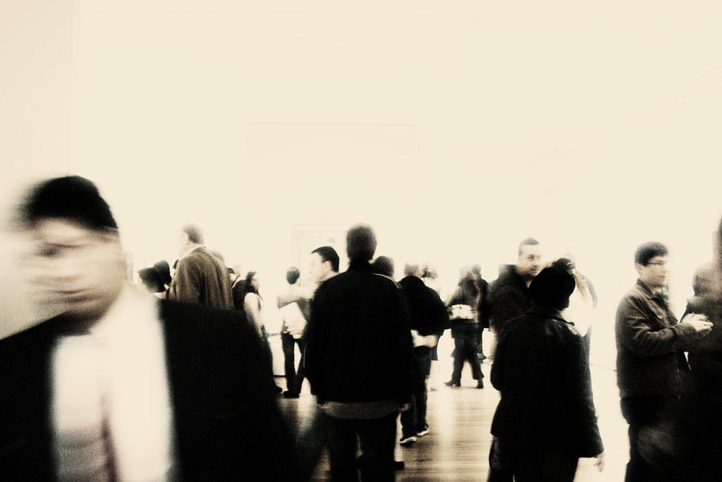 Humans, MoMA