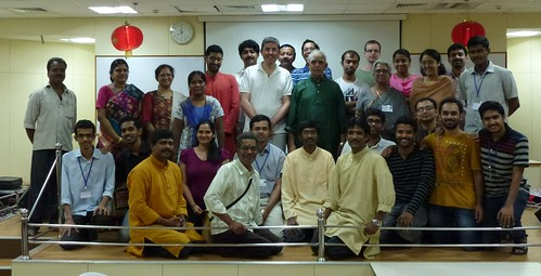 CompMusic team in Chennai