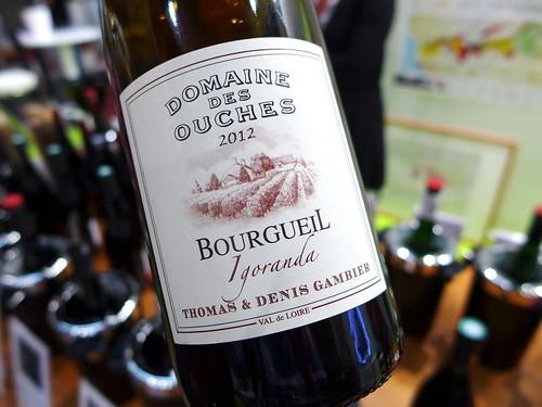 Domaine des Ouches Bourgueil