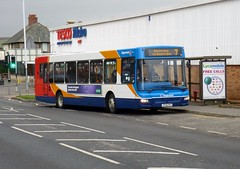 Stagecoach In Fife  Dunfermline Via Dalgety Bay 7  Man East Lancs Kinetic  Queensferry Road  Rosyth...