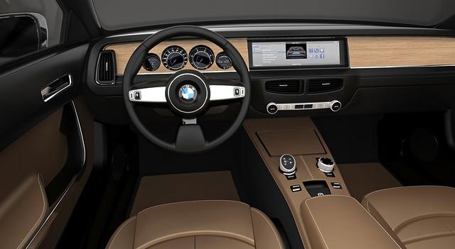 BMW CS Vintage Concept y David Obendorfer