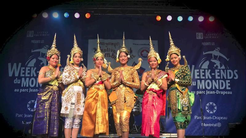 Nouvel an Khmer 2014