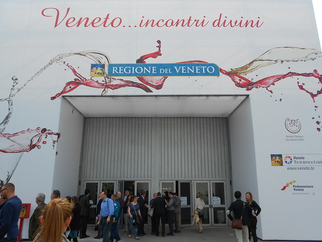 Veneto ... incotri divini, vinitaly 2014