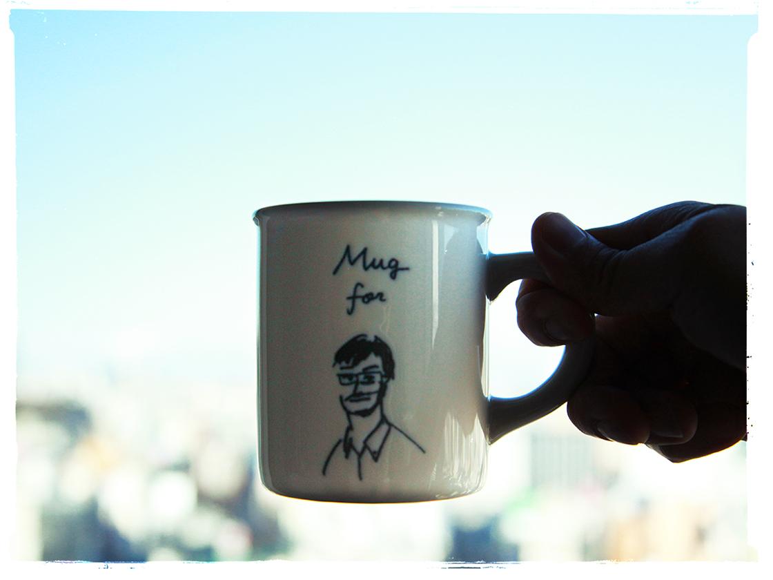 mug for him