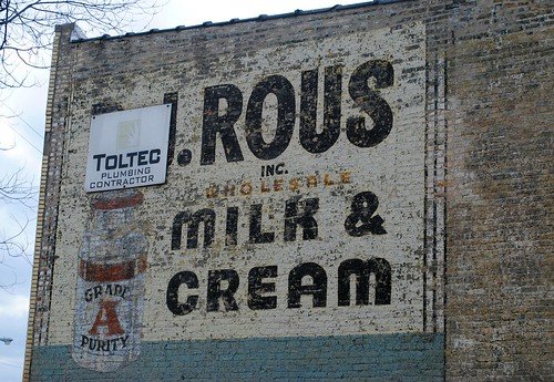 R.J Rous Milk & Cream