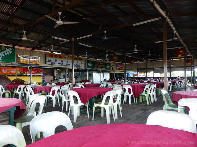 Santubong 30 Lim Hock Ann Seafood Restaurant