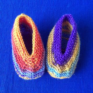 Magic Slippers for Baby Kessler