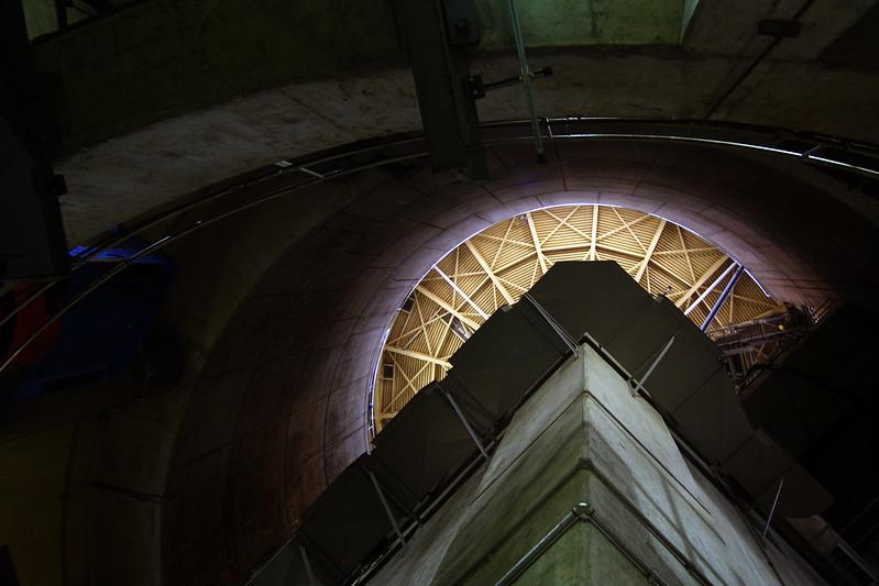 Inside the Pumphouse