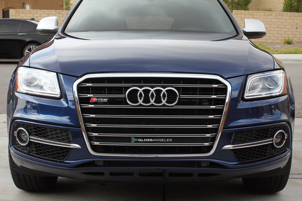 Audi Sq5 Paint Correction And Coating Application Ask A