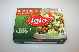 10 - Zutat Buttergemüse / Ingredient butter vegetables