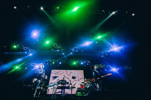 Metronomy - NOS Alive'15